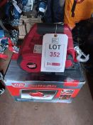 Warn PullzAll 454kg winch. *N.B. This lot has no record of Thorough Examination. The purchaser