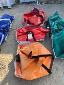 Three red Pinpoint lifting tool baskets SWL 20Kg (2014). *N.B. This lot has no record of Thorough
