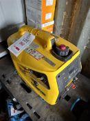 Champion 82001i-DF-UK dual fuel inverter generator, serial number 20DEC0801704 *This lot is