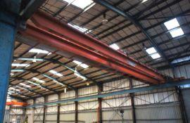 Mattersons – Rochdale, 5 tonne twin beam Overhead
