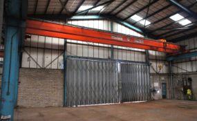 Mattersons – Rochdale, 3 tonne twin beam Overhead