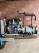 Scania 175KVA Skid Mounted Diesel Generator