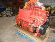Scania Marine Propulsion Engines and parts