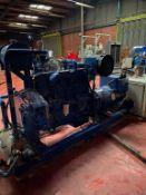 Cummins Marine Spec 200KVA Diesel Generator