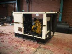John Deere silent generator