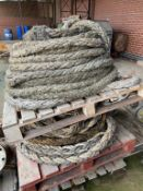 3 Pallet Ships Rope