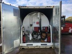 Unused 37000 Litre Containerised Dispensing Diesel