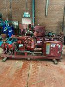 Clarke/ Iveco Diesel Fire Pump