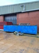 Off Shore Spec Half Height 20Ft Steell container