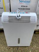10x Servool PDH-08 Dehumidifiers, 220-240V, 50Hz