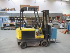 Hyster E2.50XL 2.5 tonne electric forklift