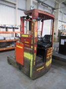 Lansing Bagnall FRER92.0 FFL 2.0 tonne electric reach truck