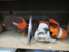 Stihl T5350 petrol cut off saw