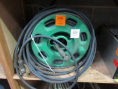 Reel of Camera Inspection Cable