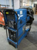Miller Dynasty 300SD welder with Coolmate3 watercooler and bagging.