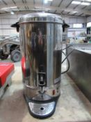 Swan 20L hot water urn (boxed)