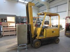 Hyster E100A 4.5 tonne electric forklift