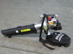 Spear & Jackson petrol leaf blower