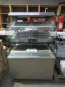 Counterline Idesign Hot cupboard, 240v