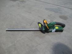 unbranded cordless hedge trimmer
