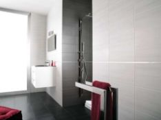 10 Square Meters of Porcelanosa Talis Anthacite Po Tiles.33.3x33.3cm per tile.Talis is an attractive