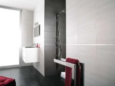 6.78 Square Meters of Porcelanosa Talis Blanco Wall tiles. 20x33.3cm per tile. 1.13m2 per pack.