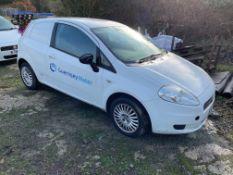 2008 Punto Car Derived Van