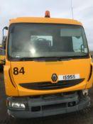 2009 Renault Midlum 160 800 Gallon Gully Tanker