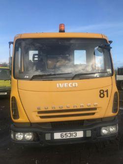 Surplus Commercial Vehicles