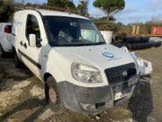 2009 Fiat Doblo Cargo Van