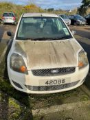 2005 Ford Fiesta 5 Door Hatchback