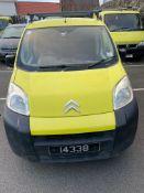 2009 Citreon Nemo Diesel Van