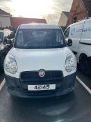 2011 Fiat Doblo Maxi Diesel Van