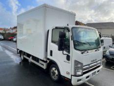 2012 Isuzu Forward N50-150 Box Lorry