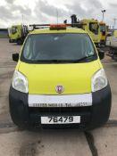 2011 Fiat Fiorino Petrol Van