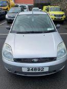 2005 Ford Fiesta Zetec 5 Door Hatchback