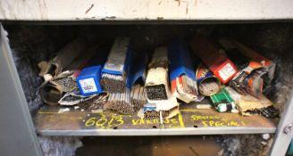 Quantity of Welding Rods including S To Vino+ Spec