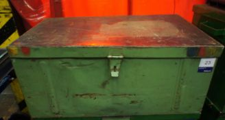 Steel Fabricated Site Box