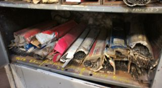 Quantity of Welding Rods including Electric Arco,