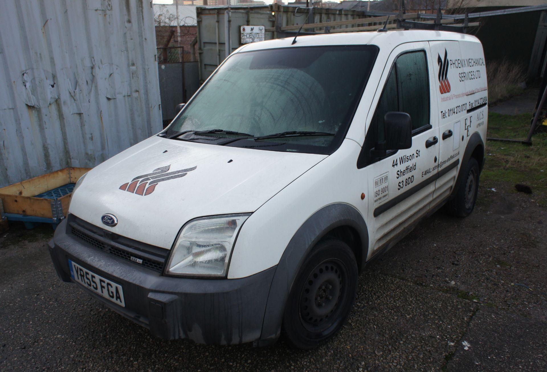 Ford Transit Connect 200 SWB low roof Van, diesel,
