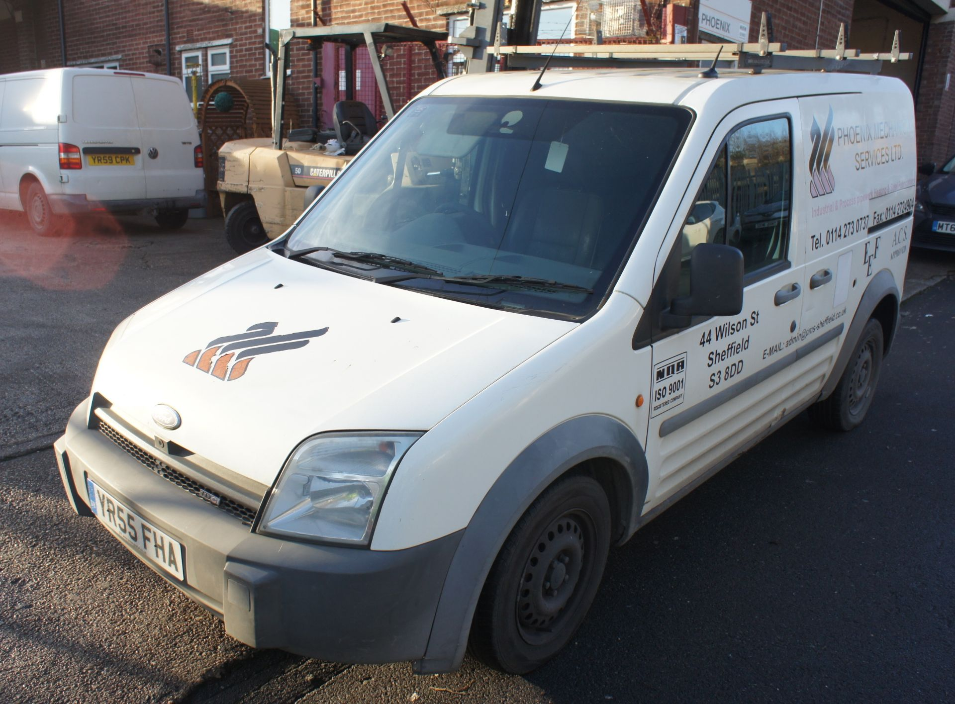 Ford Transit Connect 200 SWB low roof Van, diesel,