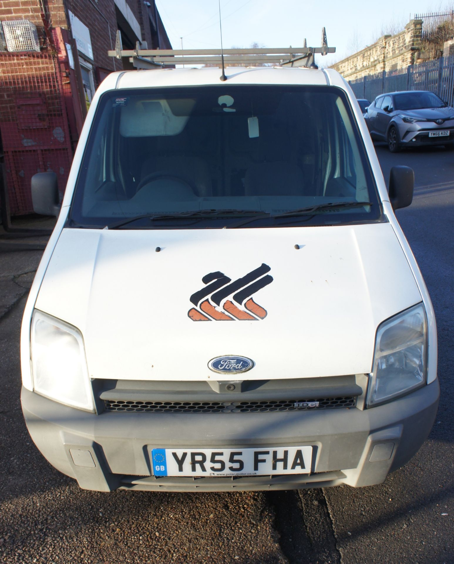 Ford Transit Connect 200 SWB low roof Van, diesel, - Image 2 of 10