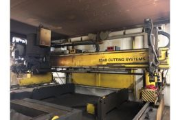 ESAB CNC Plasma Cutting Machine