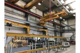 Steel Fabricated Crane Slung Spreader Beam,