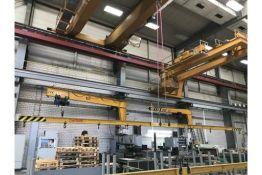 Steel Fabricated Crane Slung Spreader Beam