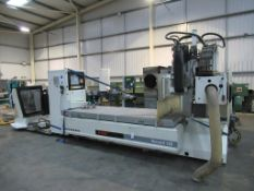 2003 SCM RECORD 125 CNC ROUTER with auto tool Changer