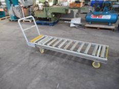 Roller Table Mobile Trolley