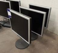3 NEC Monitors