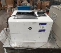 HP Laserjet Pro M501 Printer