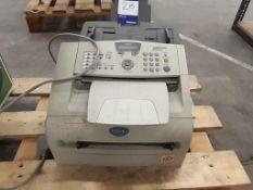 Brother Super G3 Fax Machine